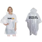 Water proof PE rain ponchos