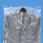 PE Clear garment bag